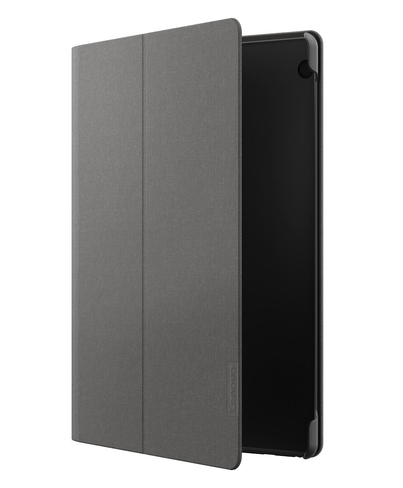 Фото 1. Чехол Lenovo Tab M10 HD Folio Case/Film Black (ZG38C02761)