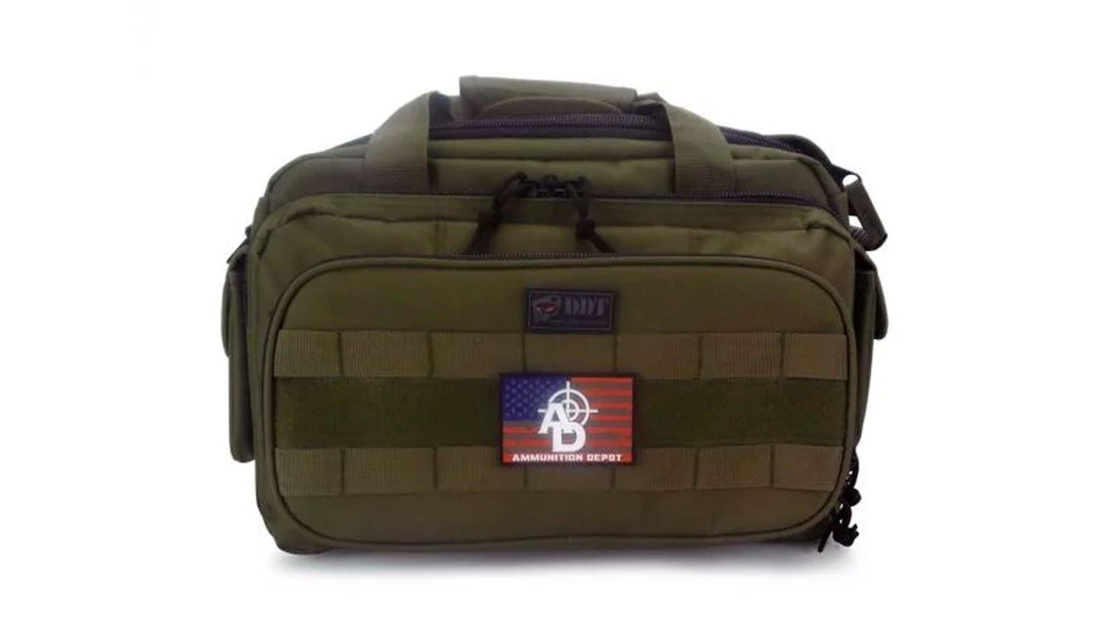 DDT Ranger bag with Ammunition Depot Patch