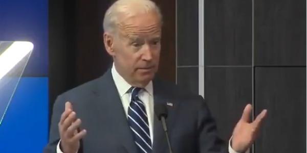 Joe Biden discussing Social Security and Medicare cuts
