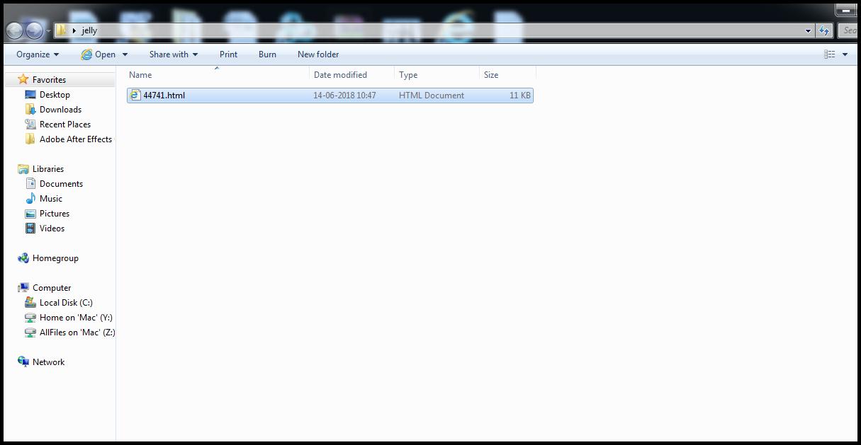 Microsoft Internet Explorer 11 (Windows 7 x64/x86