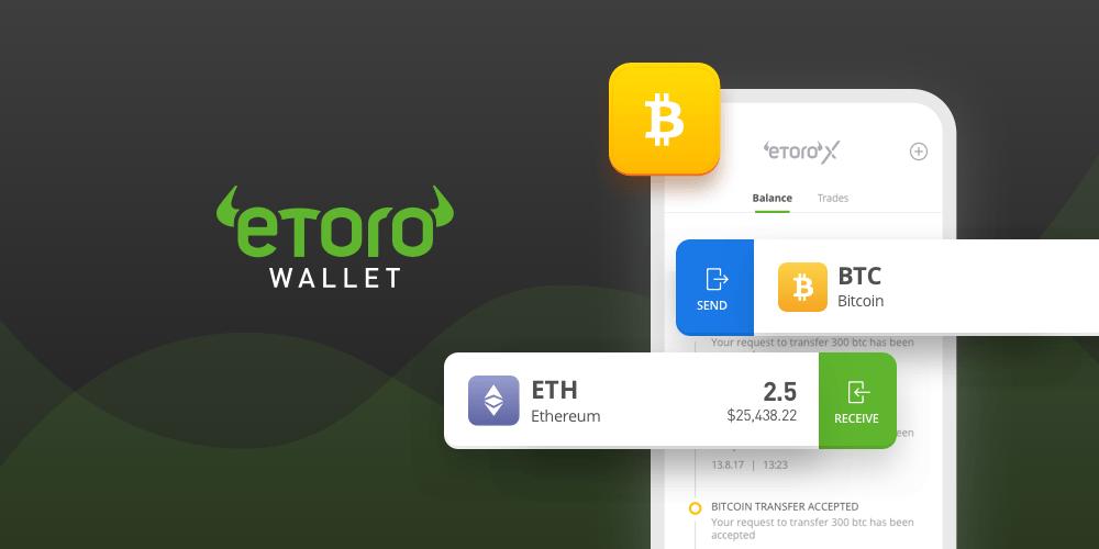 eToro swing crypto options