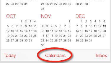 iPhone Calendar Outlook Sync