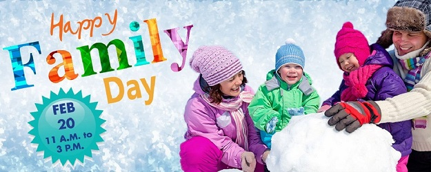 Durham Region Family Day