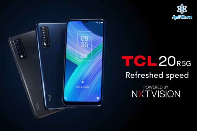 Điện thoại thông minh TCL 20 R mới