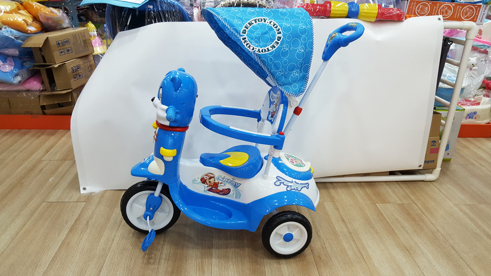 รถสามล้อเด็กหน้าแมวก้นใหญ่ สีฟ้า BCQB0002ML-2.png