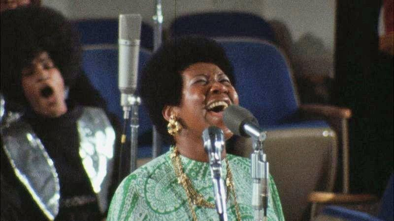 Image result for amazing grace aretha franklin movie