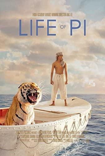 Life of Pi, Director Ang Lee