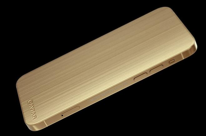 iPhone 12 Pro phiên bản vàng thỏi: đắt tới 4.990 USD mà lại không có cả camera và cảm biến LIDAR - Ảnh 2.