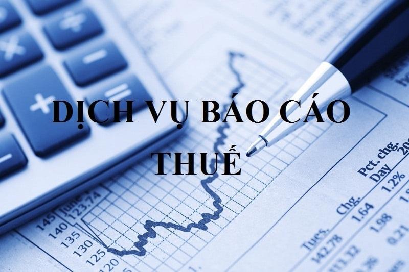 Lựa chọn dịch vụ báo cáo thuế tại HCM ở đâu an toàn, đảm bảo nhất?