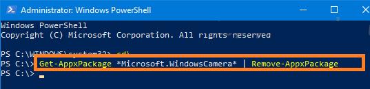 Fix Camera App Not Working in Windows 10