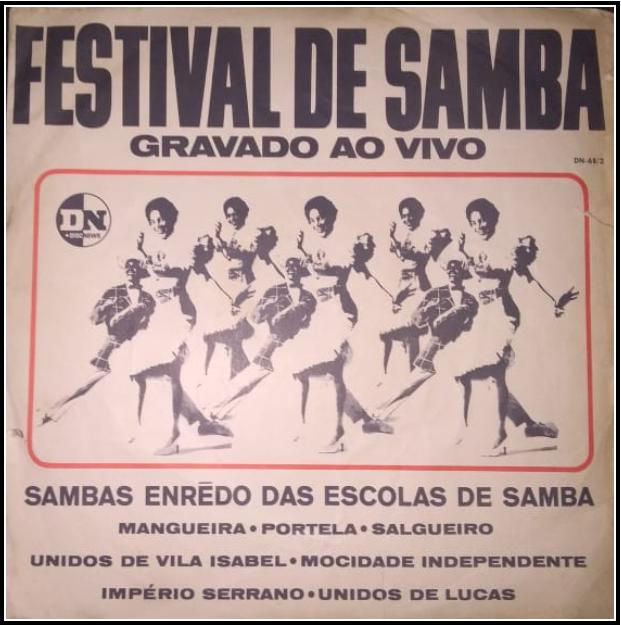 Disco carioca de 1968 - Acervo de João Perigo