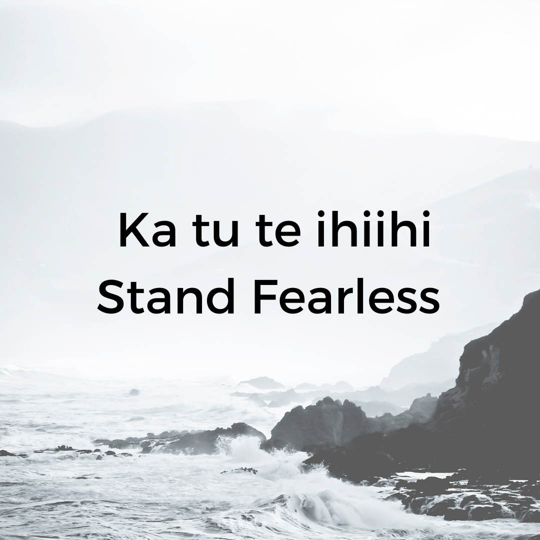 stand fearless