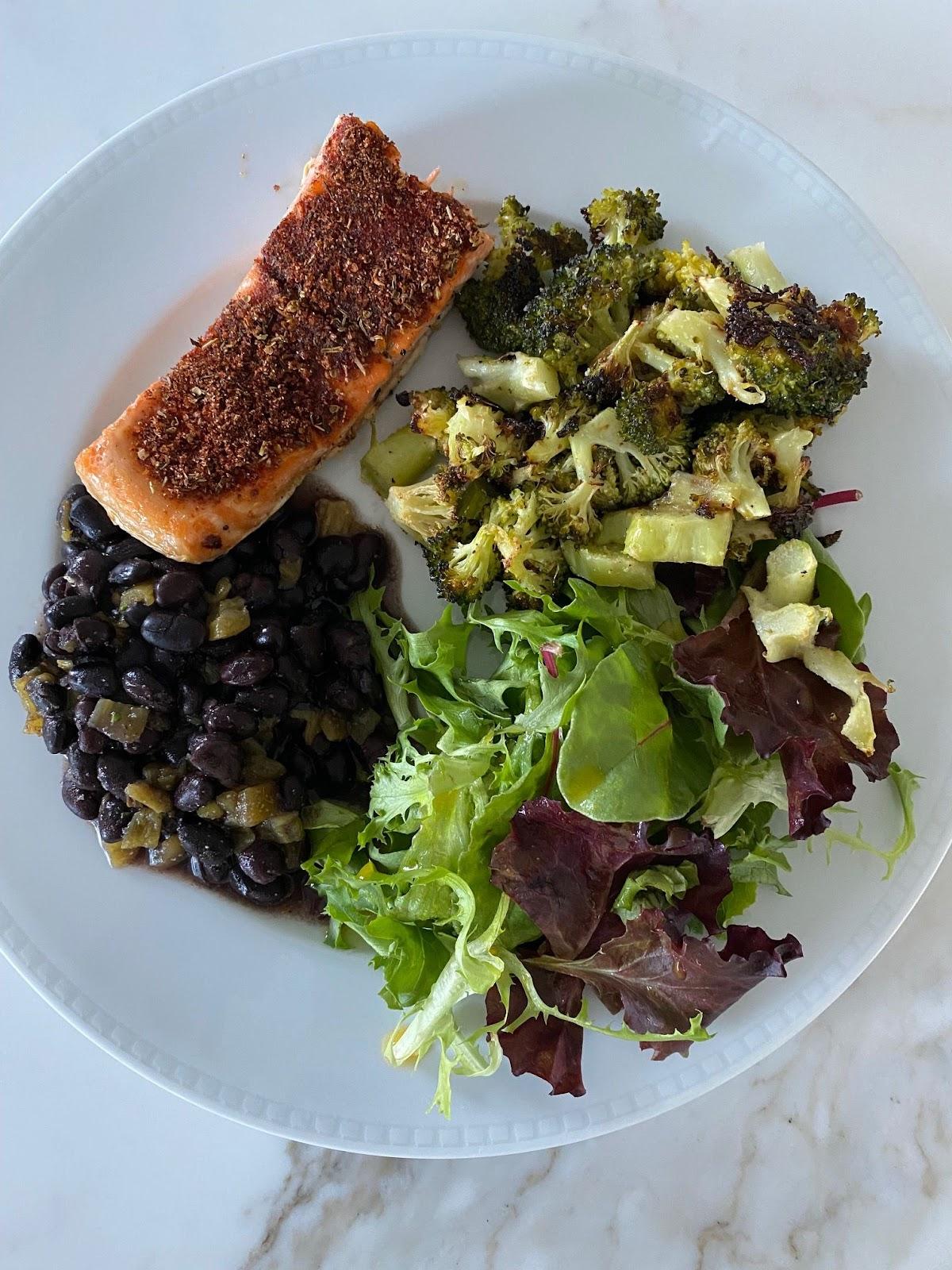 Dietitian Diary: Dinner