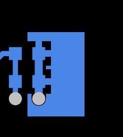 Vertido de polígono completado en Altium Designer