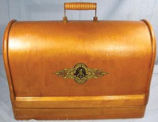 Singer Bentwood Case Restoration Decals