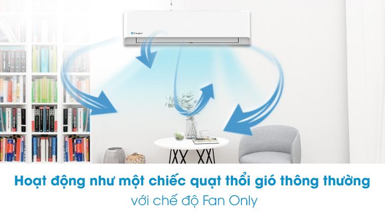 Máy lạnh Casper 1.5 HP LC-12FS32 - Fan Only