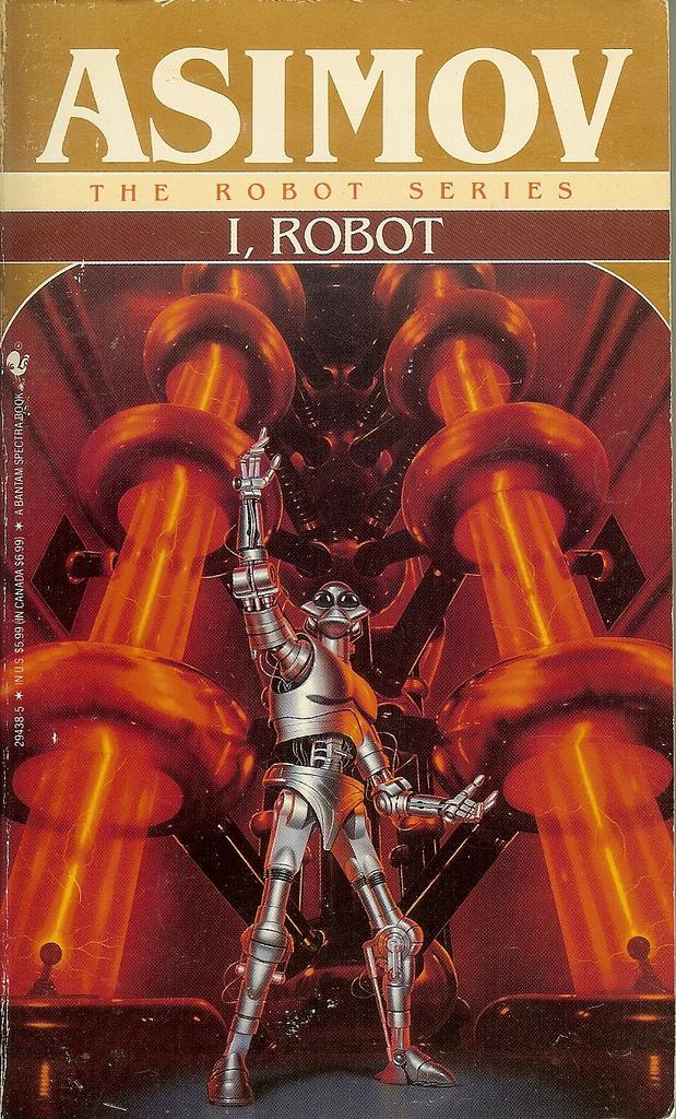 Isaac Asimov - I, Robot | por RA.AZ