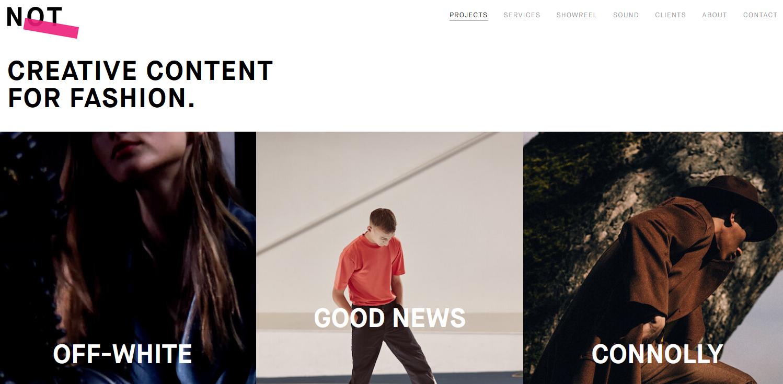Best Creative Studio for Fashion Brands