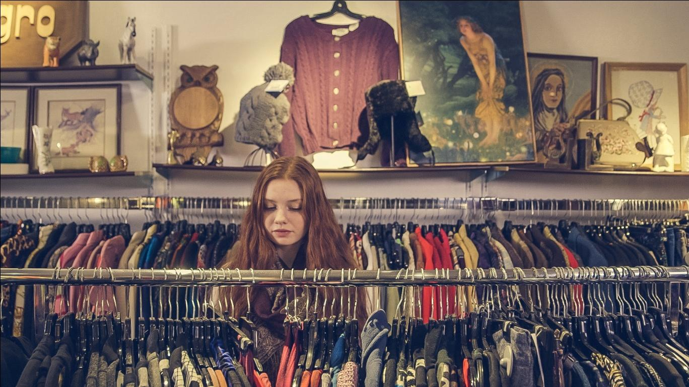 Find out 9 undeniable reasons why it is actually 'good' to thrift shop for clothing and accessories.#bohemianlifestyle #bohemian thrift shop, thrift shopping, clothes, accessories, bohemianism, bohemian lifestyle