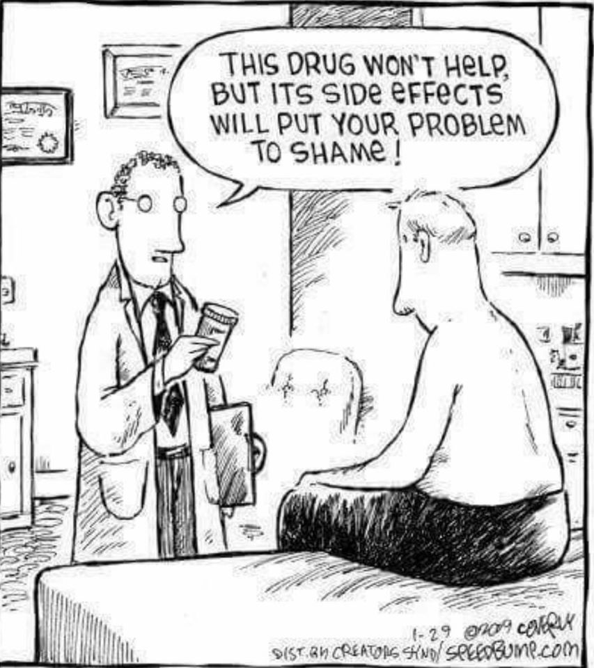 Prescription Meds can be a Joke