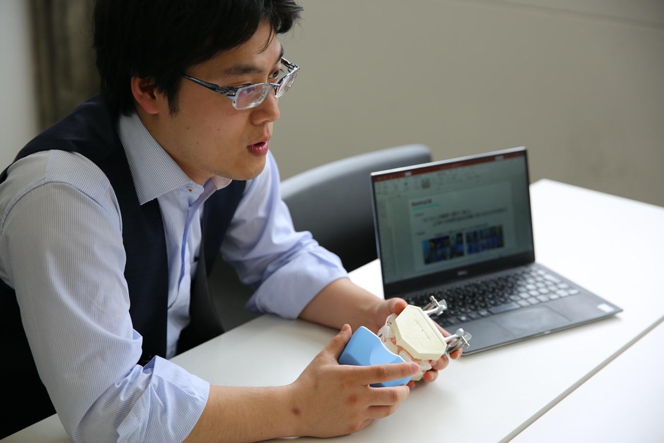 栄田源さんの写真
