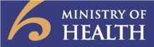 Image result for new zealand ministry of health logo