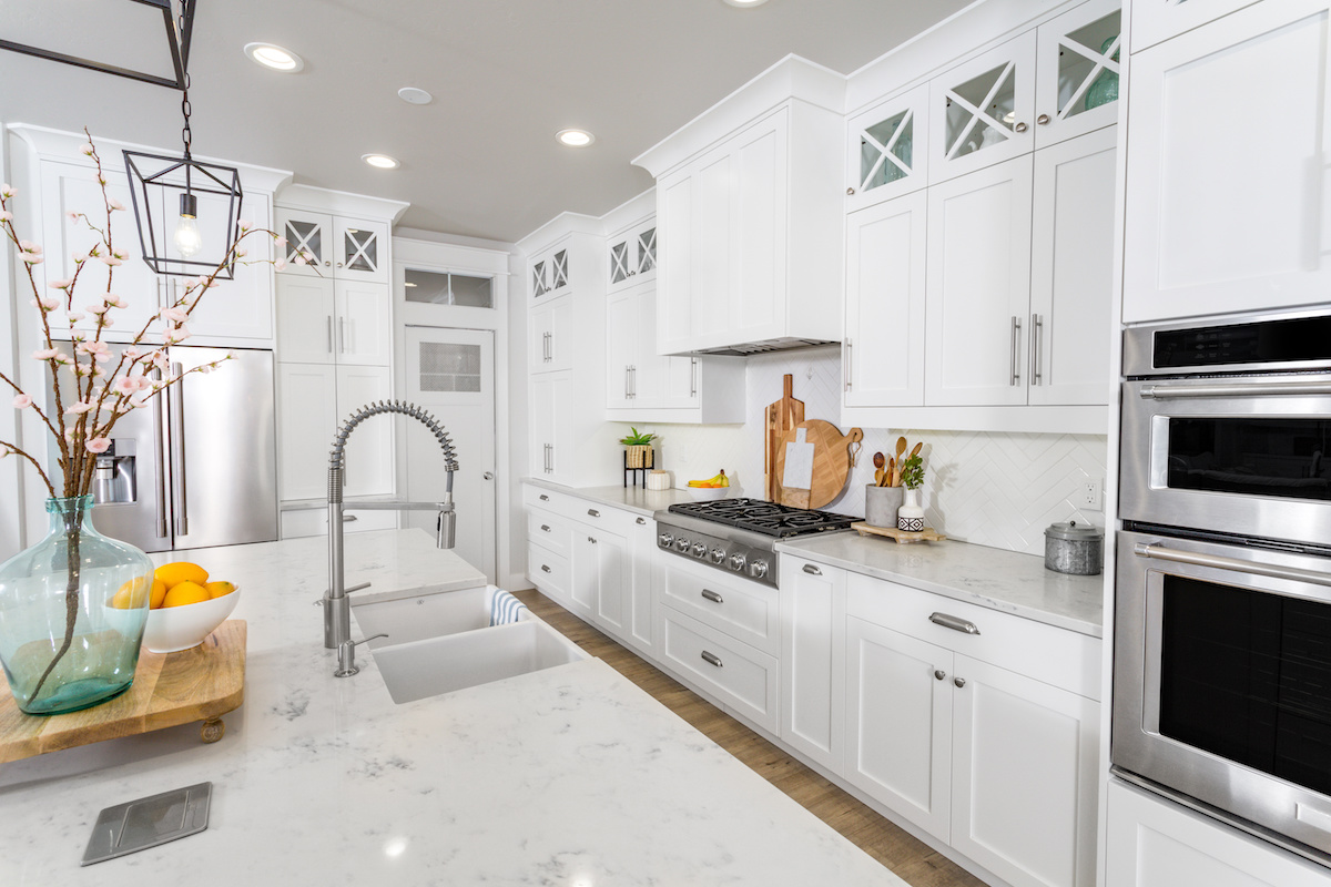 tailor-made kitchen