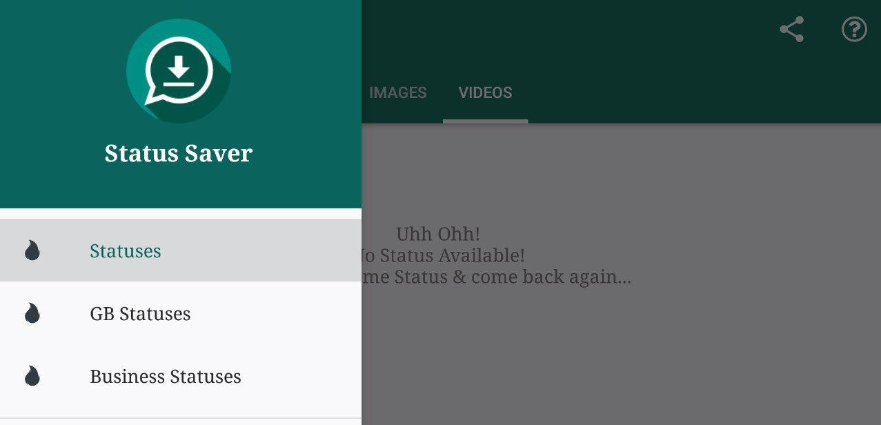 """Status Saver - """"Tweak Library"""" Shows One of the Best Apps to Download WhatsApp Statuses"""