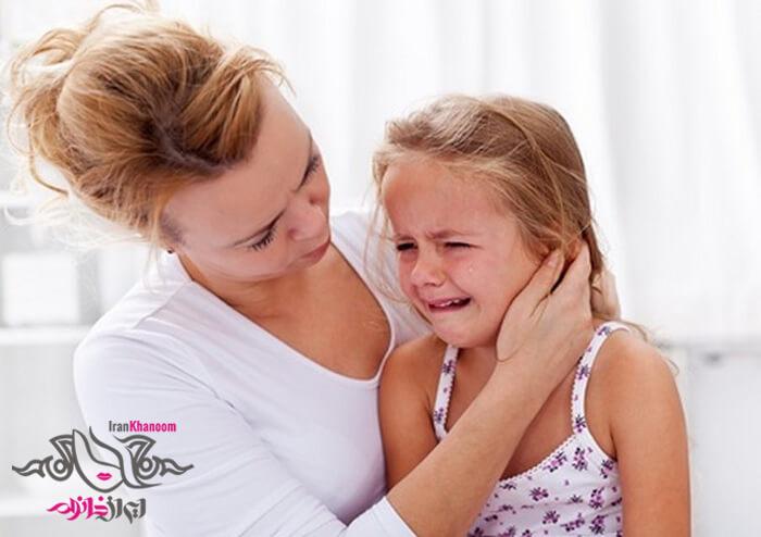 مدیریت احساسات کودک