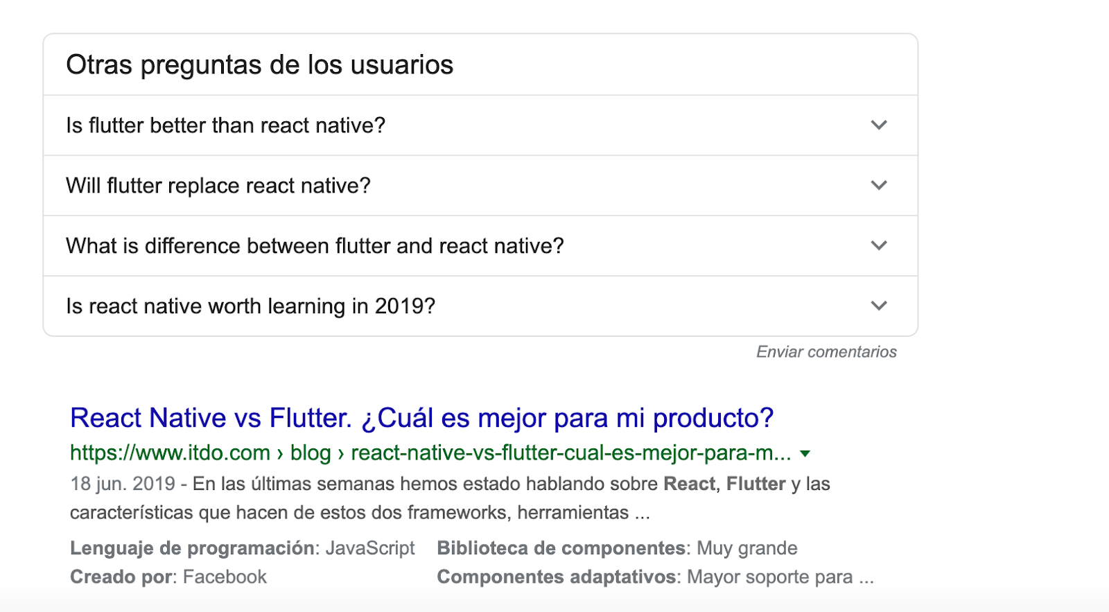 SEO. ¿Cómo hemos llegado a la primera página de Google en 1 año?