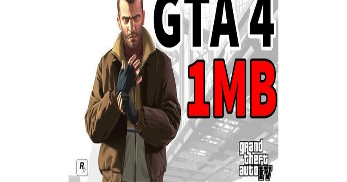 Download Gta Iv Highly Compressed 32Mb idea gallery