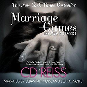 Marriage Games Audiobook