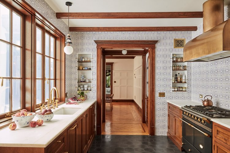 Thiết kế bởi Jessica Helgerson Interior Design