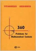 360 Problems for Mathematical Contests
