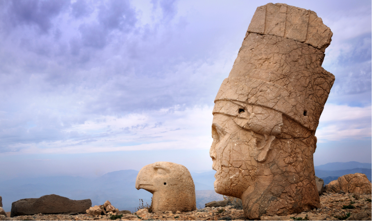 stone carvings in turkey