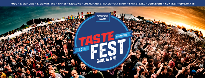 Taste Fest is a Mega Festival in benefit of the Wounded Warriors Projects.