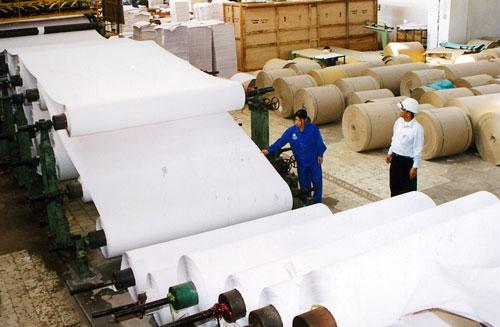 ứng dụng công nghệ UASB vào xử lý nước thải sản xuất giấy và bột giấy