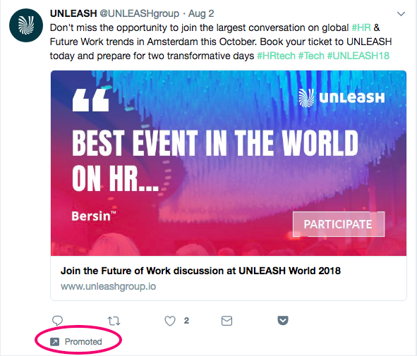 Image result for tweet twitter event promotion