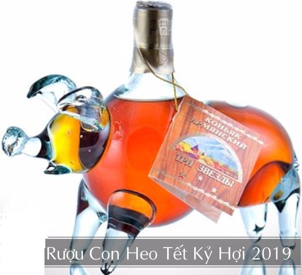 Kết quả hình ảnh cho giới thiệu về rượu con heo 2019