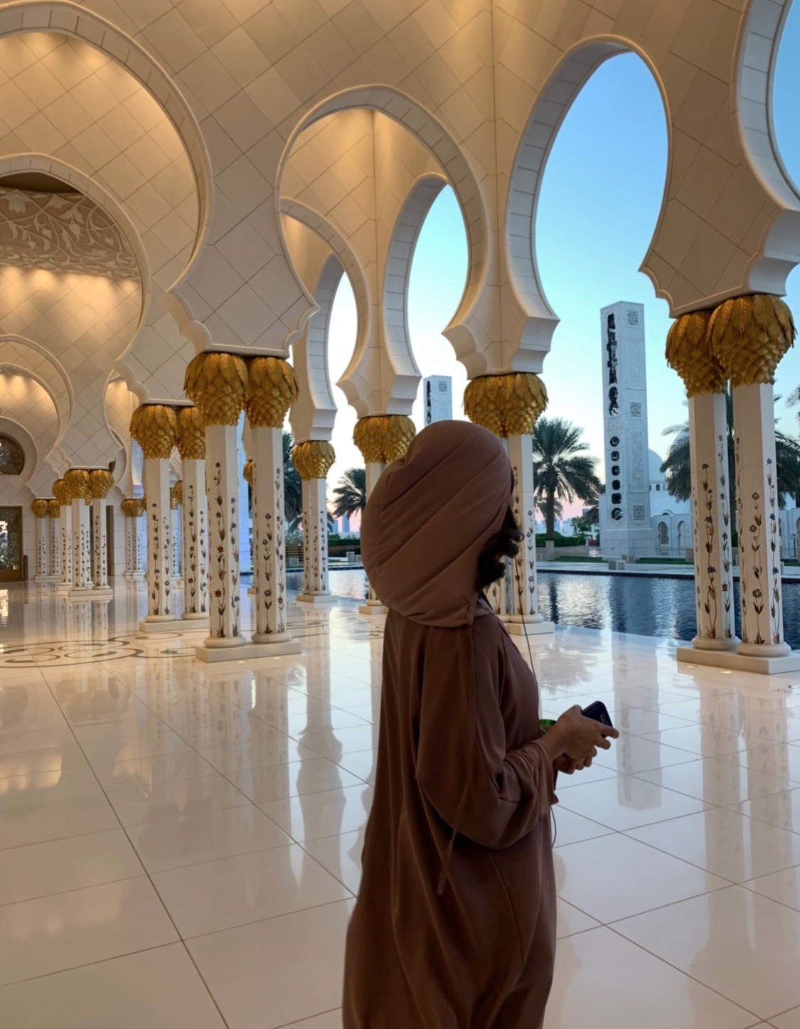 Sheikh Zayed Grand Mosque by @nakslee