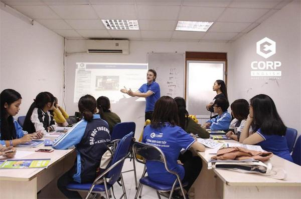 Bật mí địa chỉ lớp học tiếng Anh cho người đi làm chuyên nghiệp, chất lượng