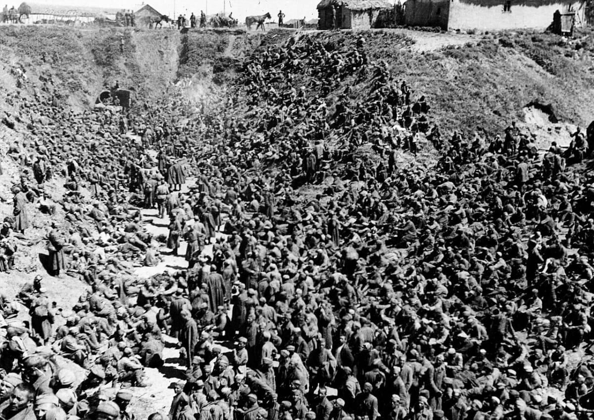 Советские военнопленные