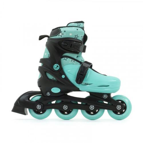 SFR Plasma Adjustable Inline Skates 29-33 Black/Green — get for an  attractive price ⋙ Rideoo