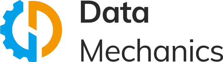 Data mechanics logo