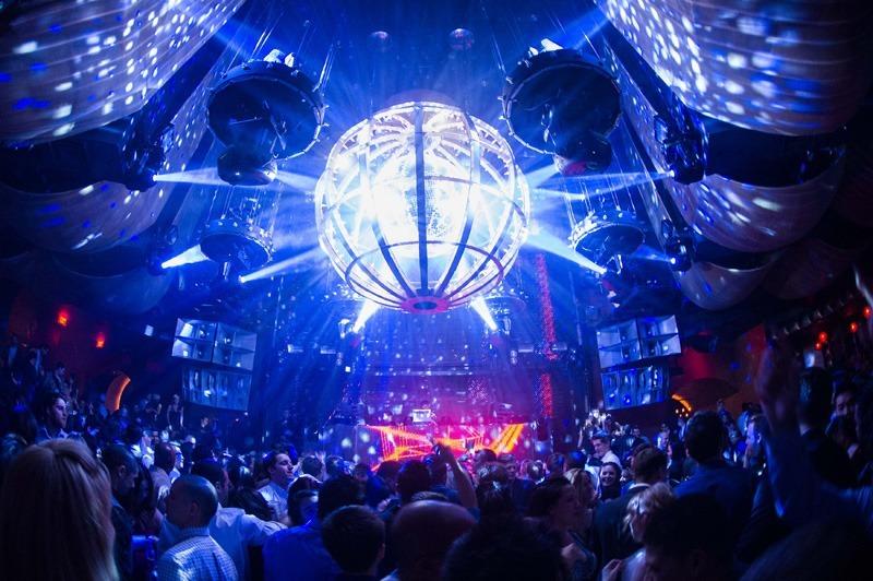 Marquee Nightclub Party Las Vegas