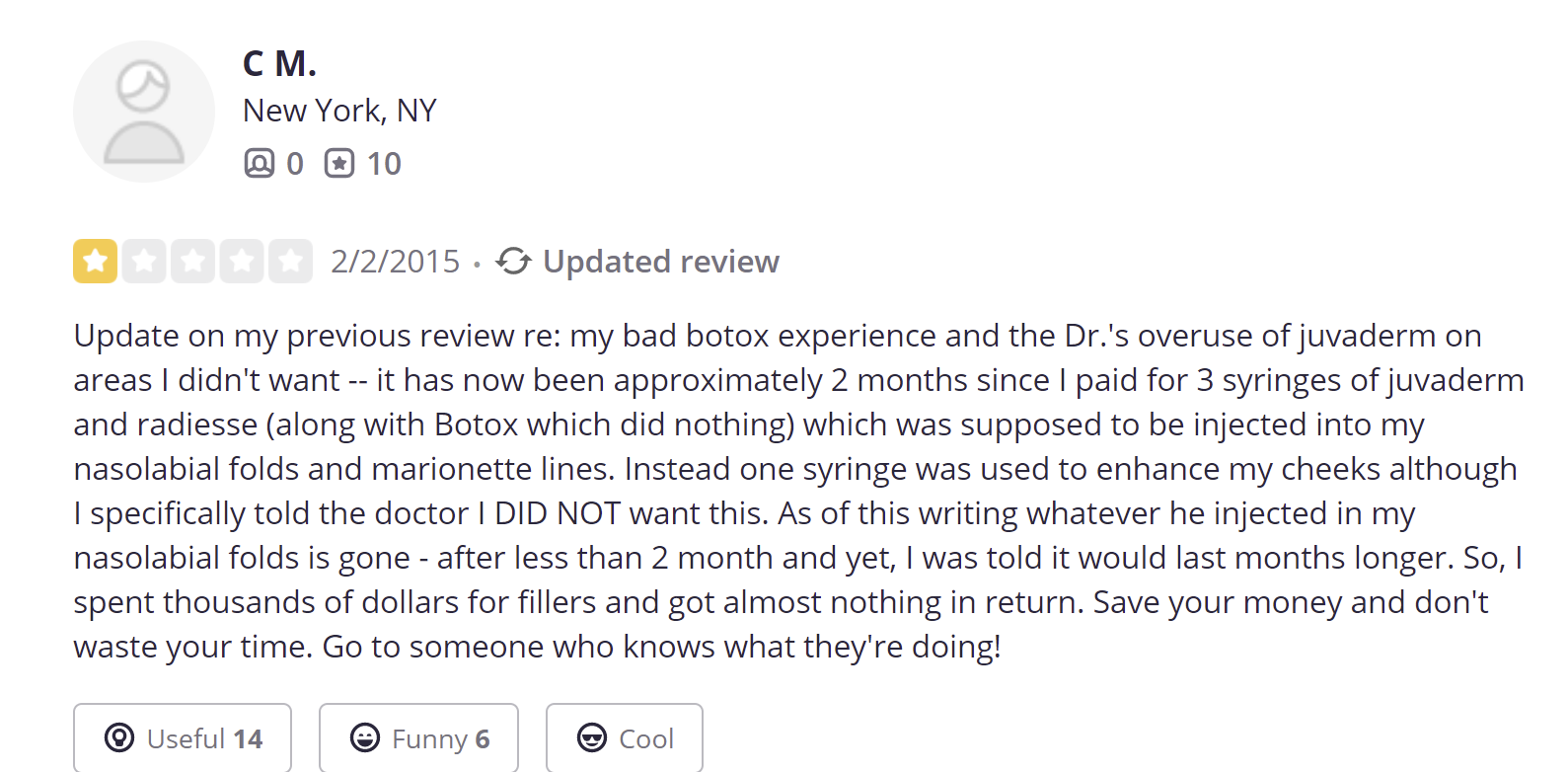 Dr. Richard Swift, MD review