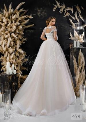 шикарні весільні сукні wellesmir