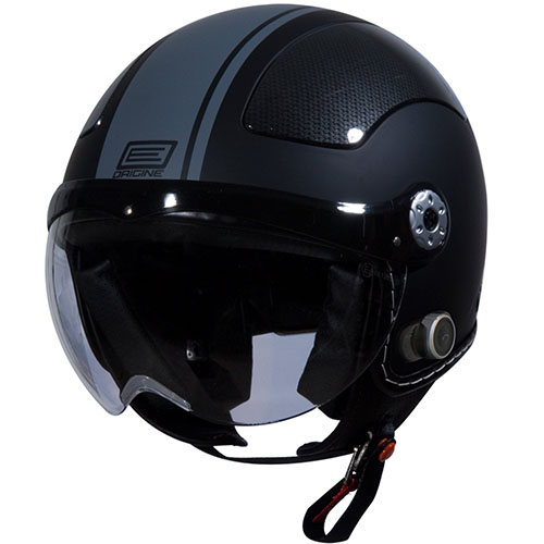 10. Origine 3/4 Helmet with Blinc Bluetooth