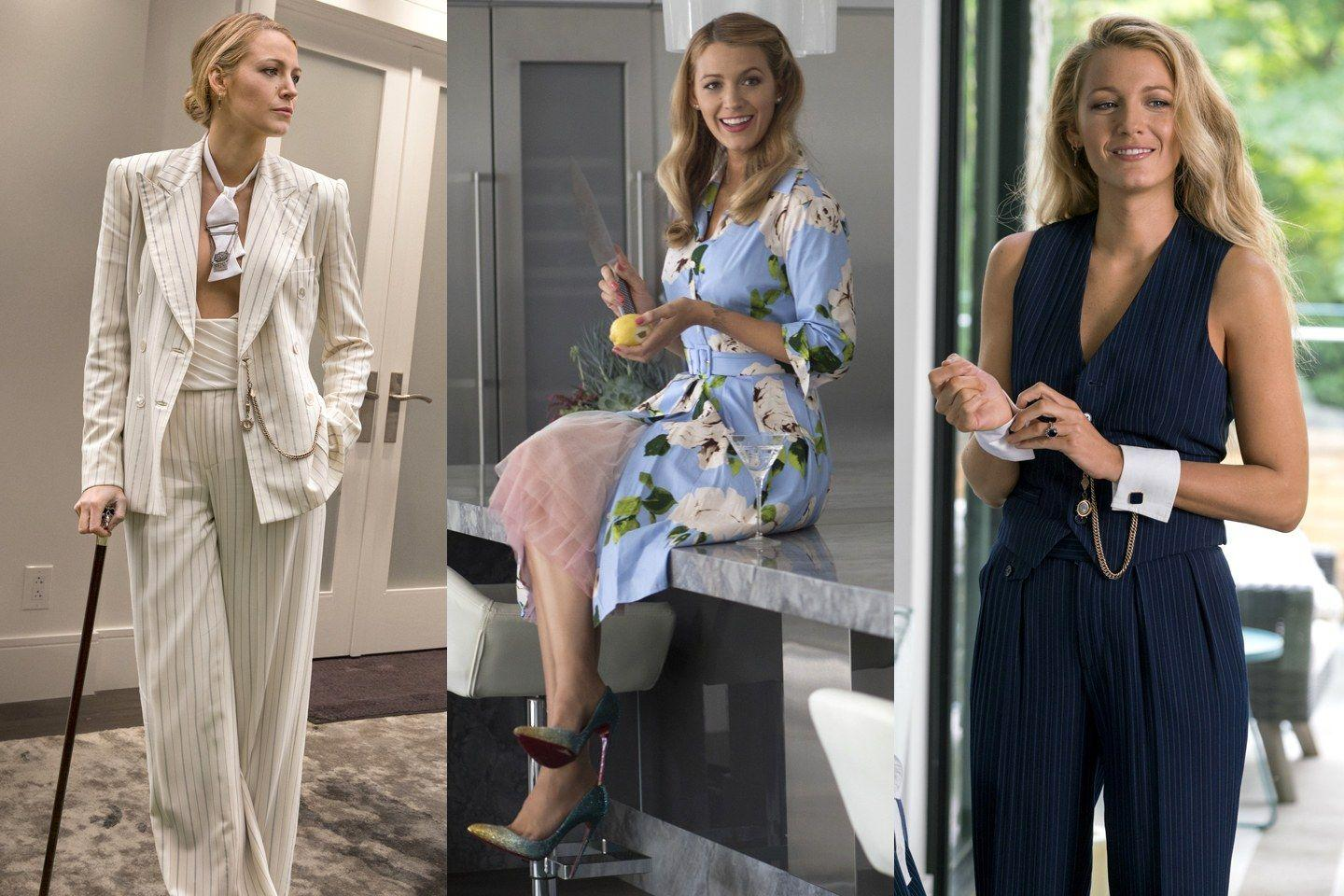 A Simple Favor Halloween Costume: Dress Like Blake Lively | Blake ...