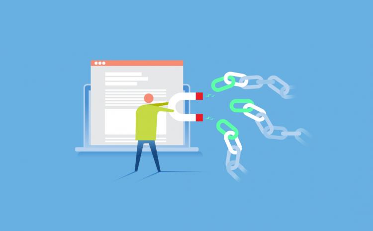 Tạo nên những bài viết chứa link thu hút đến web chính